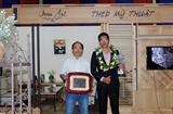Thép Mỹ Thuật nhận cúp vàng Vietbuild 2014.